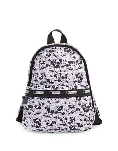 Lesportsac Basic Backpack-GREY-One Size