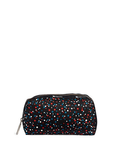 Lesportsac Essential Makeup Pouch-BLACK-One Size