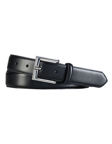 Lauren Ralph Lauren Lauren Dress Belt-BLACK-42