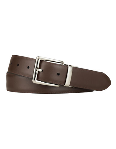 Lauren Ralph Lauren Dress Belt-BROWN-36