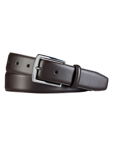 Lauren Ralph Lauren Dress Belt-BROWN-34