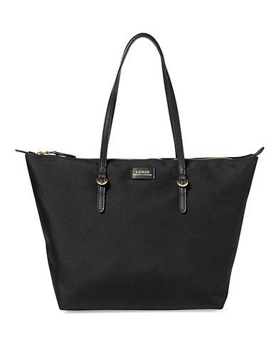 Lauren Ralph Lauren Medium Shopper-BLACK-One Size 89856398_BLACK_One Size