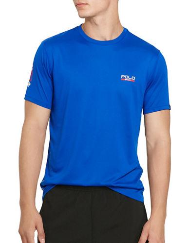 Polo Sport Performance Logo T-Shirt-SAPPHIRE STAR-X-Large 88301778_SAPPHIRE STAR_X-Large