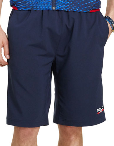 Polo Sport All-Sport Mesh Piece Shorts-FRENCH NAVY-Large 88301716_FRENCH NAVY_Large