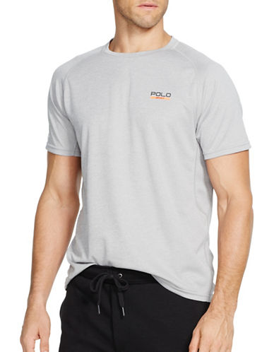 Polo Sport Reflective Performance T-Shirt-ANDOVER HEATHER-X-Large 88192903_ANDOVER HEATHER_X-Large