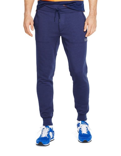 Polo Sport Flat Seam Fleece Pants-FRENCH NAVY-Medium 88192951_FRENCH NAVY_Medium