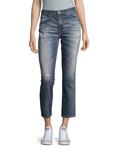 Ag Jeans Isabelle Cotton Jeans-23 YEARS WIND WORN-30