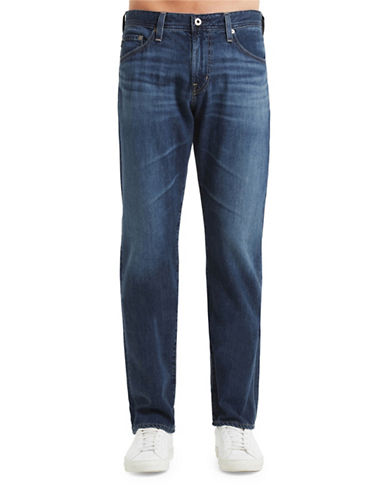 Ag Jeans Graduate Dark Winds Jeans-BLUE-38