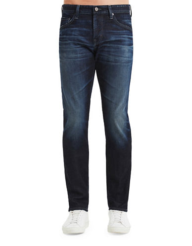 Ag Jeans Tellis Slim-Fit Jeans-BLUE-33