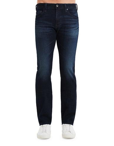 Ag Jeans Matchbox Landers Straight Leg Jeans-DARK BLUE-36