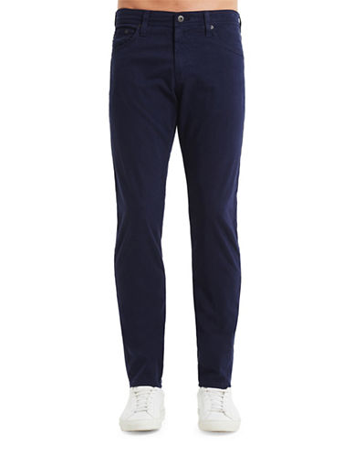 Ag Jeans Tellis Slim-Fit Jeans-BLUE-34