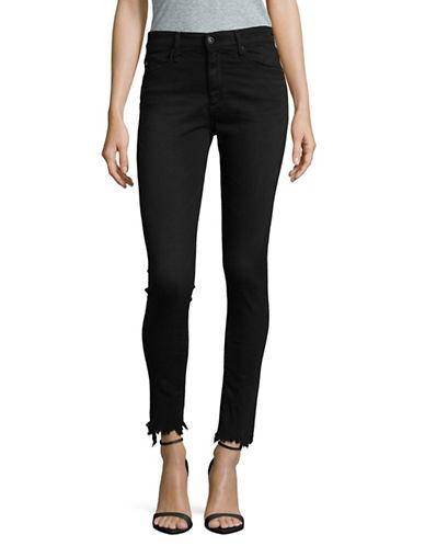 Ag Jeans Farrah Skinny Ankle Jeans-BLACK STORM-27