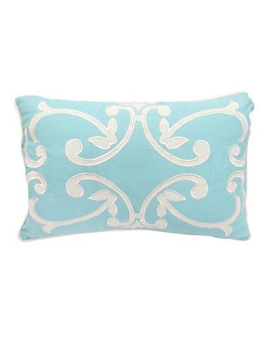 Laura Ashley Halstead Decorative Cushion-BLUE-One Size