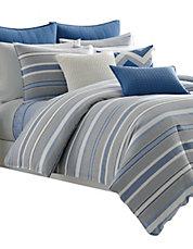 nautica housses et dredons literie mode literie maison marques la baie d hudson. Black Bedroom Furniture Sets. Home Design Ideas