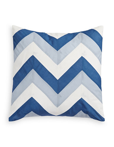 Nautica Sedgemoor Decorative Cushion-BLUE-One Size