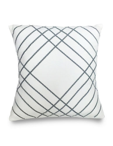 Nautica Chatfield Decorative Cushion-IVORY-One Size