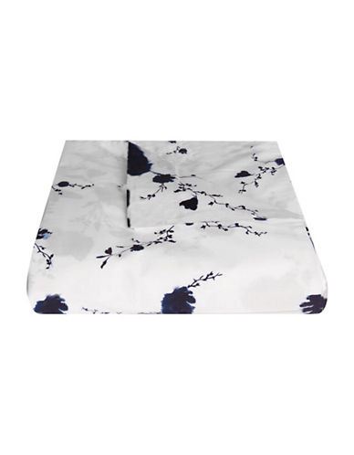 Vera Wang Inkwash Floral Duvet Cover-INK-King