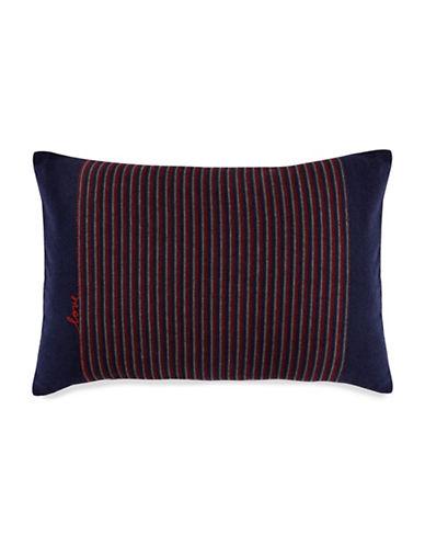 Ed Ellen Degeneres Levitt Decorative Cushion-NAVY-One Size