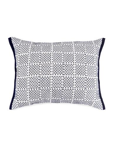 Ed Ellen Degeneres Levitt Decorative Cushion-WHITE-One Size