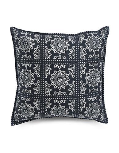 Nautica Lockridge Decorative Cushion-BLUE-18x18