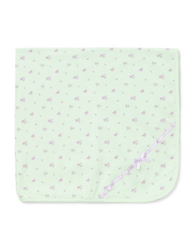 Little Me Petit Rose Blanket-AMBROSIA-One Size