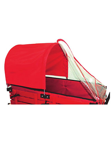 Millside Weathershield Wagon Canopy-RED-One Size