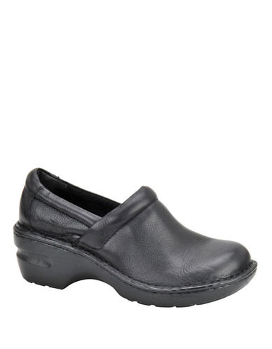 B.O.C. Born Peggy Casual Shoe-BLACK-8