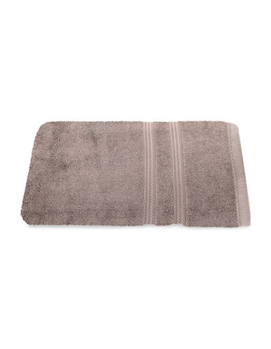Nautica Seaport Plush Cotton Bath Towel-BRINDLE-Bath Towel