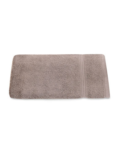 Nautica Seaport Plush Cotton Hand Towel-BRINDLE-Hand Towel
