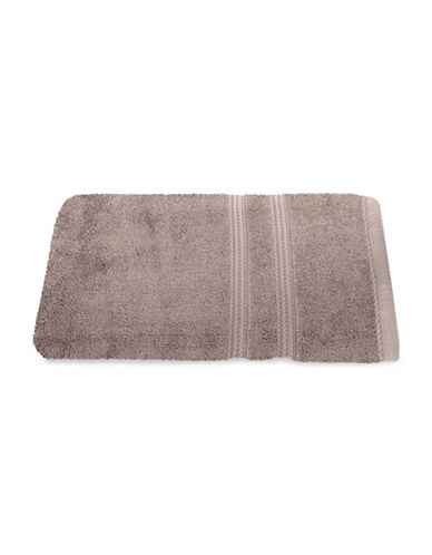 Nautica Seaport Plush Cotton Bath Sheet-BRINDLE-Bath Sheet