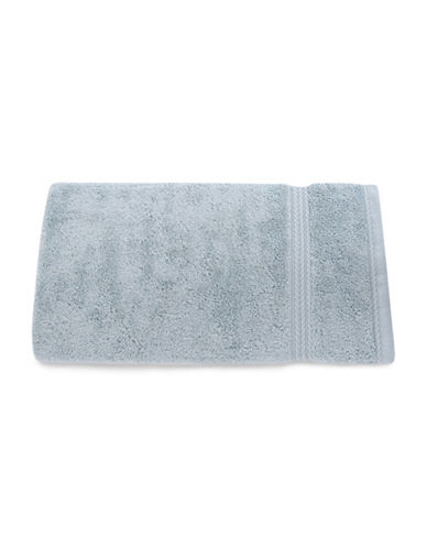 Nautica Seaport Plush Cotton Hand Towel-GAMEFISH GREY-Hand Towel