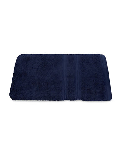 Nautica Seaport Plush Cotton Bath Towel-PEA COAT-Bath Towel