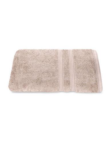 Nautica Seaport Plush Cotton Bath Towel-TWINE-Bath Towel