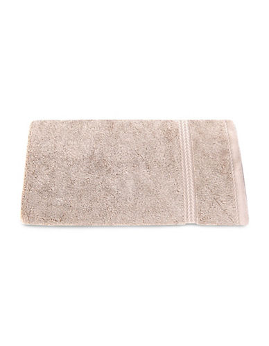 Nautica Seaport Plush Cotton Hand Towel-TWINE-Hand Towel