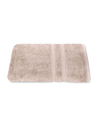 Nautica Seaport Plush Cotton Bath Sheet-TWINE-Bath Sheet
