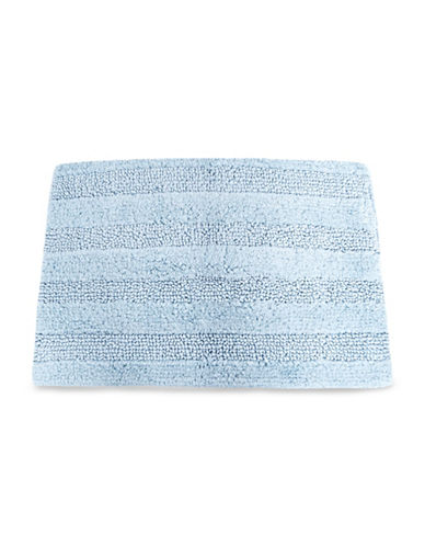 Nautica Seaport Bath Rug-GAME GREY-One Size