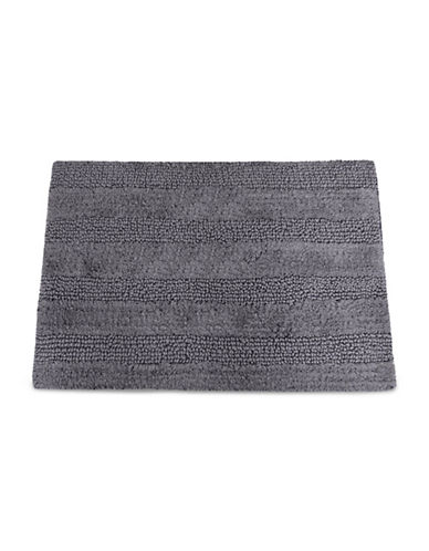 Nautica Seaport Bath Rug-MOORINGS GREY-One Size