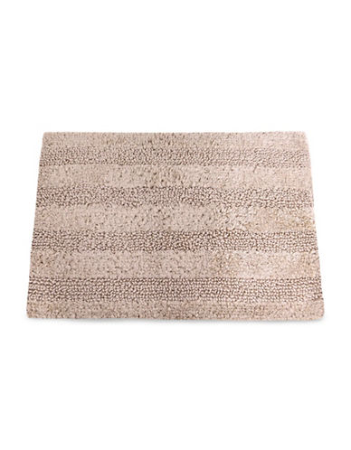 Nautica Seaport Bath Rug-TWINE-One Size
