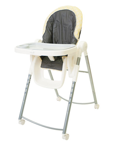 Safety 1st Adjustable High Chair-YELLOW-One Size