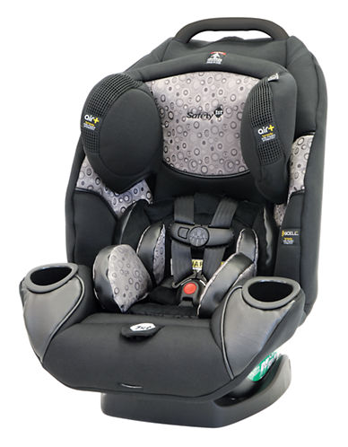 Safety 1st Elite Air 65 Plus All-in-One Car Seat-GRAY-One Size