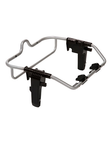 Quinny Multi-Model Car Seat Adapter-GRAY-One Size