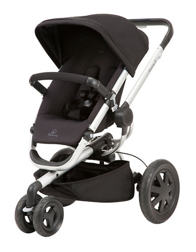 Quinny Buzz Xtra 2.0 Stroller-BLACK-One Size