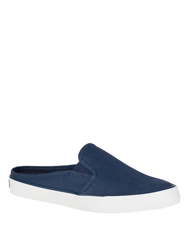 Sperry Pier Randi Sneaker Mules-NAVY-8.5