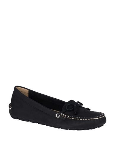 Katharine Leather Driver Shoes by Sperry