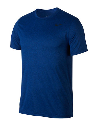 Nike Dry Training Tee-BLUE-Medium 89790472_BLUE_Medium