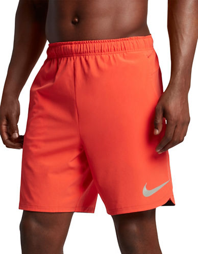 Nike Flex Training Shorts-ORANGE-Large 89081878_ORANGE_Large