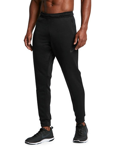 Nike Hyper Fleece Jogger Pants-BLACK-X-Large 89716043_BLACK_X-Large