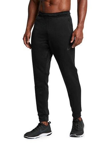 Nike Hyper Fleece Jogger Pants-BLACK-Large 89716042_BLACK_Large