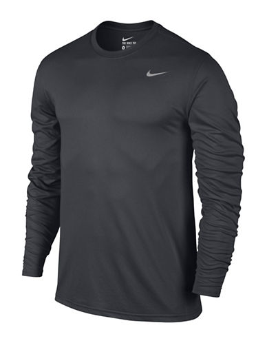 Nike 2.0 Dry Training Top-BLACK-Small