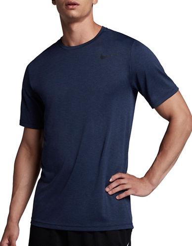 Nike Breathe Training Top-BLUE-X-Large 89690616_BLUE_X-Large